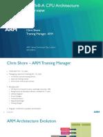 ARM CPU Architecture