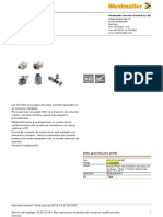 Conector Pin 1712590000