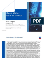 Deep Water Gulf of Mexico Presentation