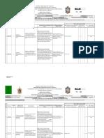 Formato de Planificacion de Fundaciones y Muros