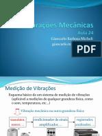 Aula 24 - Medicao de Vibracao