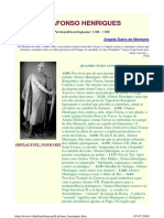 D_Afonso_Henriques - Versão Brasileira