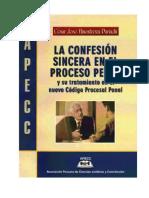 Confesion en El Proceso