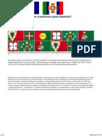 Breve História Da Bandeira Da República Portuguesa