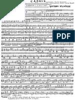 Serban Nichifor - ''Carnix'' Pentru Clarinet Solo