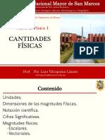 Minas Cantidades Físicas 2016-2