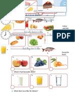 8b283dfd574b Spanish Vocabulary | Sibling | Foods