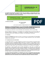 No. 16 comunicado 29 y 30 de abril de 2015 .pdf