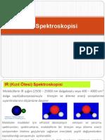 6- IR Spektroskopisi
