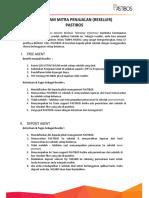 Program Reseller Pastibos