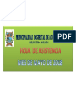 Municipalidad Distrital de Acochaca