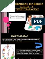Diarreas Con o Sin Deshidratacion