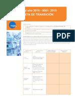 ISO 13485 2016 Transition Checklist.en.Es