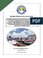 Informe Tecnico01 Ambulancias Pasco