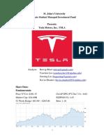Tesla - Final