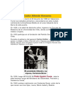 Salvador Allende Gossens y Mas