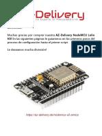 Produkt 8 NodeMCU Lua V3 Lolin Spanisch