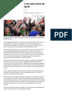 Aborto em seis anos de legalização no Uruguai - Notícias - Internacional