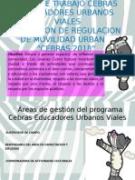 Anahi Cebras El Alto 2018 Drmu
