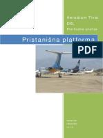 Analiza PROŠIRENJA  platforme