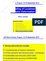 Modeling of Localized Inelastic Deformation Jirasek Milan (2014)