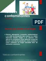 Tóxicos contaminantes2.pptx