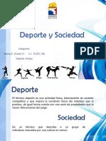 Deporte y Sociedad