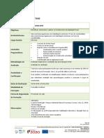 Itinerário Formativo Legislação Fiscal