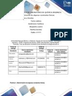 Informe Final Quimica Organica