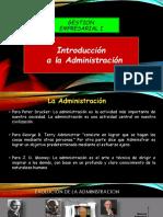 Tema 1 Introd a La Administracion