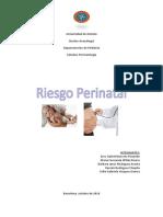 Tema 2 - Riesgo Perinatal
