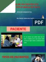 Clase N° 10 TIPOS-DE-PACIENTES-EN-ATENCIÓN-FARMACÉUTICA