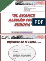 EL AVANCE ALEMAN SOBRE EUROPA.pptx