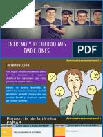 Actividad Socioemocional 6/Módulo 3