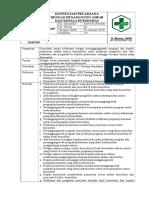 1.2.5.8 Sop Konsultasi Pelaksana Dengan Penanggung Jawab Dan Kepala Puskesmas