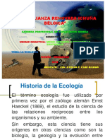 Ecología, Medio Ambiente Clase 1