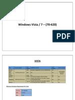 Windows Vista 70-620