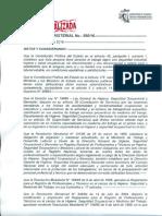 RM-595-16 - Reglamento de Registro Nacional de profesionales en Seguridad.pdf