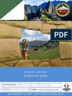 Bases Concurso Interno Busqueda Del Tesoro