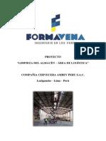 Informe 002-2017 Avance de Obra - Planta Ambev Huachipa