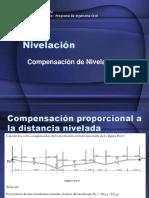 Ejercicio-CompensaciónDeNivelaciones