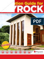 Plycem Plyrock Manual