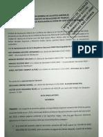 Seccional Municipalidad de Nandayure logra reajuste salarial de 1.55%