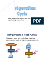 Chp 3 Refrigeration Cycle