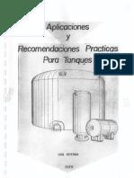 Aplicaciones y Recomendaciones Practicas Para Tanques