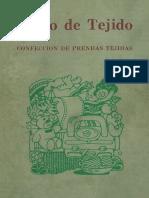 Libro de Tejido Confeccion Prendas Tejidas