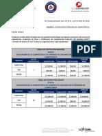 EC0667 Propuesta Económica