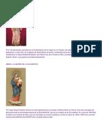 advocaciones mas importantes de la virgen maria