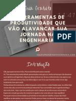 FERRAMENTAS PRODUTIVAS PARA ENGENHARIA