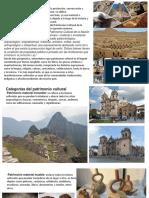 1 Patrimonio Cultural